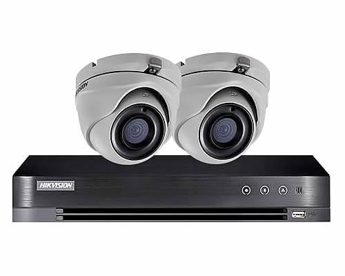 VisionOn Hikvision 2 Camera Business CCTV System