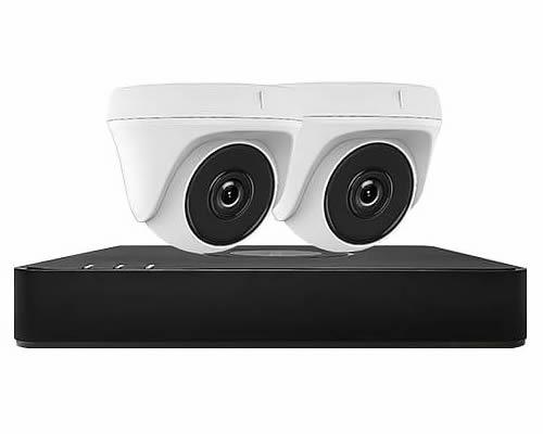 VisionOn Hiwatch 2 Camera Business CCTV System