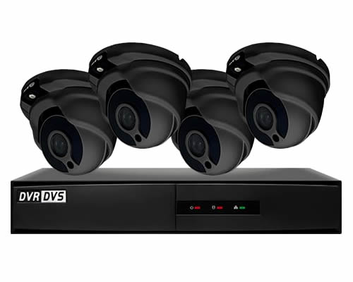 VisionOn ProLux 4 Camera Business CCTV System