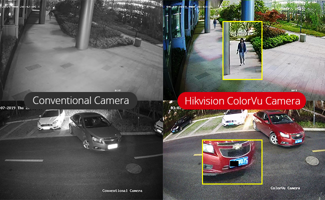 VisionOn Latest CCTV Technology